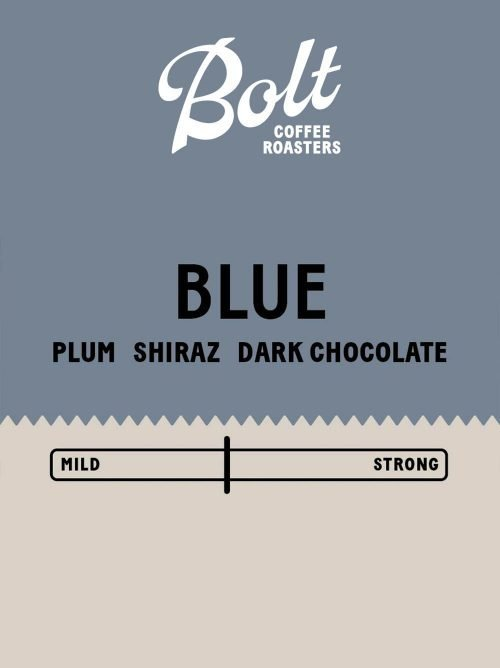 Bolt Coffee Blue