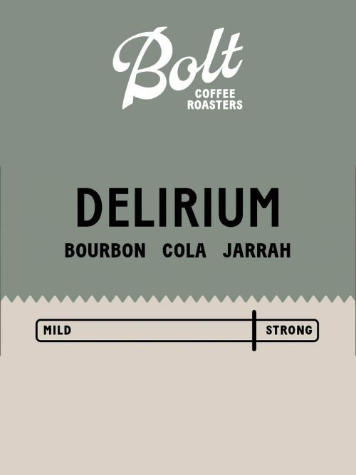 Bolt Coffee Delirium