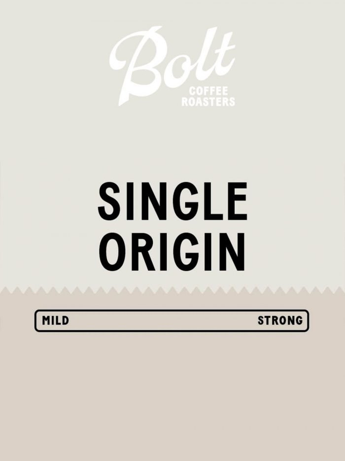 Bolt Coffee Blue Single Origin Surprise