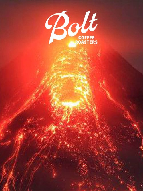 Bolt Coffee Volcano